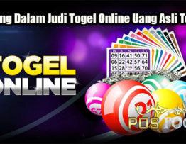 Menang Dalam Judi Togel Online Uang Asli Terbaik